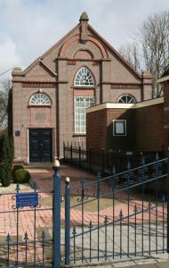 Museumkerk te Wierum